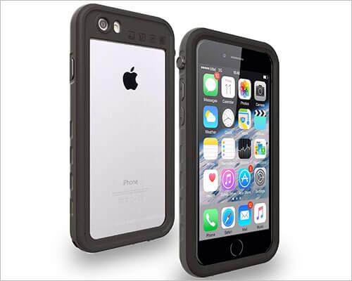 Yuker iPhone 6-6s Plus Waterproof Case