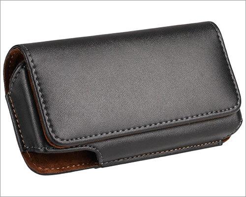 Yuzihan iPhone SE 5 5S Belt Clip Case