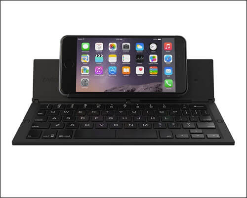 ZAGG Bluetooth Keyboard for iPhone 6 and 6 Plus