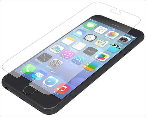 ZAGG InvisibleShield Glass Screen Protector for iPhone 6-6s