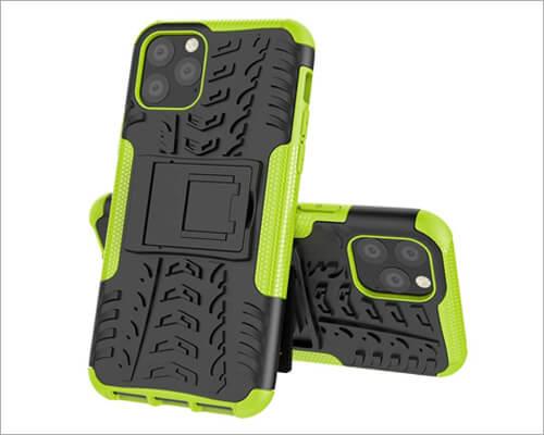 ZERMU Kickstand Case for iPhone 11 Pro