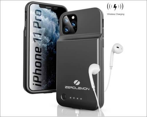 ZEROLEMON iPhone 11 Pro Battery Case
