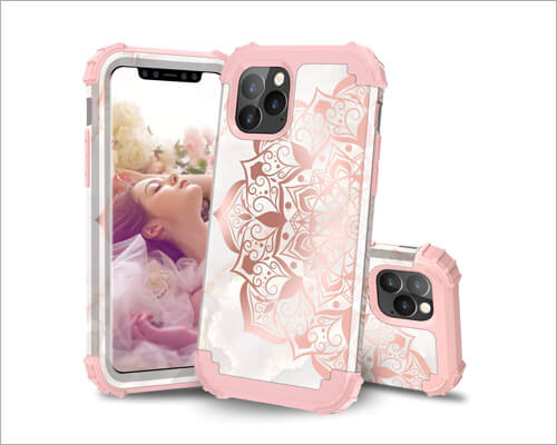ZHK iPhone 11 Pro Max Case for Women