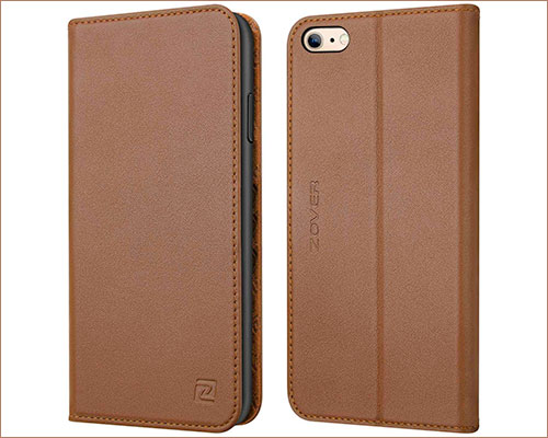 ZOVER iPhone 6-6s Plus Wallet Case