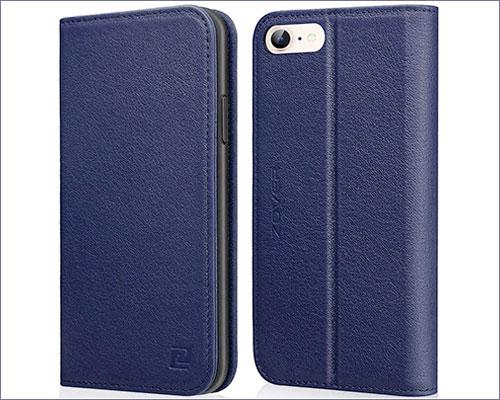 ZOVER iPhone 7 Folio Case