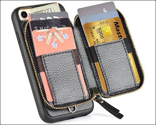 ZVE iPhone 8 Wallet