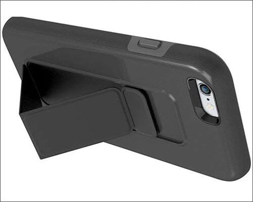 ZVEdeng Kickstand Case for iPhone 6-6s Plus