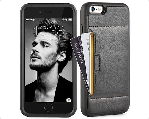 ZVEdeng iPhone 6-6s Plus Leather Case