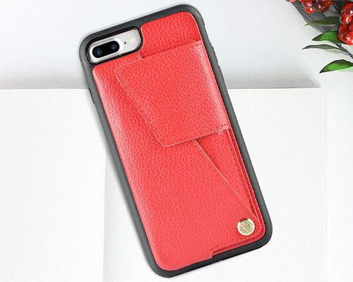 ZVEdeng iPhone 8 Plus Wallet Case