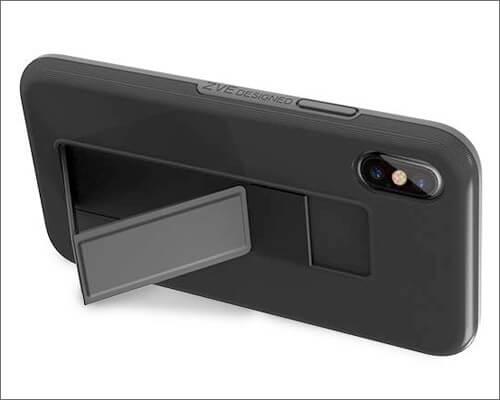 ZVEdeng iPhone Xs Kickstand Case
