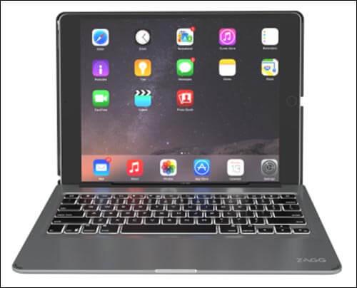 Zagg Slim Book iPad Pro Keyboard Case