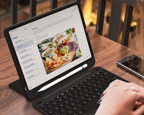 Zagg slim book go iPad Pro 2018 12.9-inch Keyboard Case