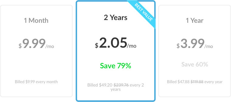 ZenMate VPN Pricing and Plans