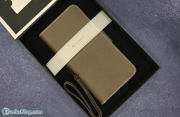 Zendo Kaiga iPhone 7 and 7 Plus Wallet Case