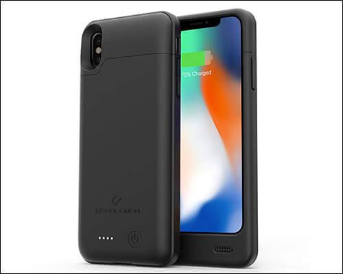 ZeroLemon iPhone Xs Battery Case
