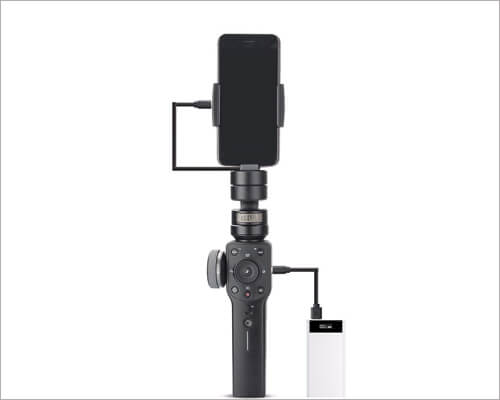 Zhiyun Gimbal Stabilizer for iPhone 11, 11 Pro and 11 Pro Max