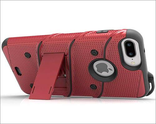 Zizo Bolt iPhone 7 Plus Kickstand Case