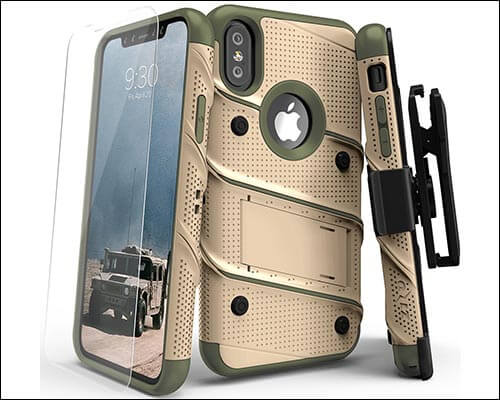 Zizo Bolt iPhone X Case