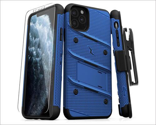 Zizo Heavy Duty Kickstand Case for iPhone 11 Pro Max