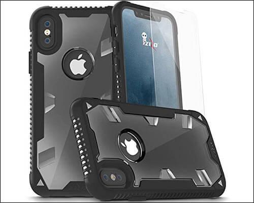 Zizo Proton iPhone X Heavy Duty Military Grade Case