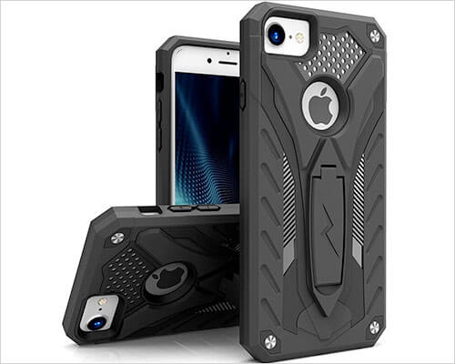 Zizo Static Military Grade Case for iPhone 8