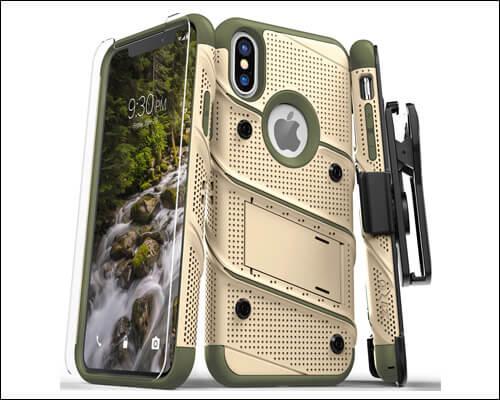 Zizo iPhone X Military Grade Case