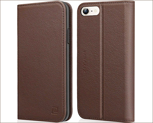 Zover iPhone 6 Plus Leather Case