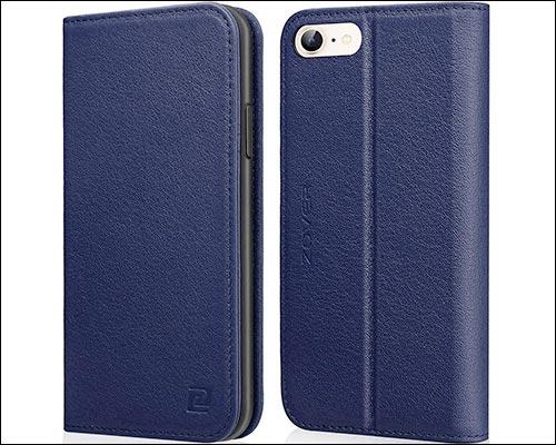 Zover iPhone 8 Flip Case