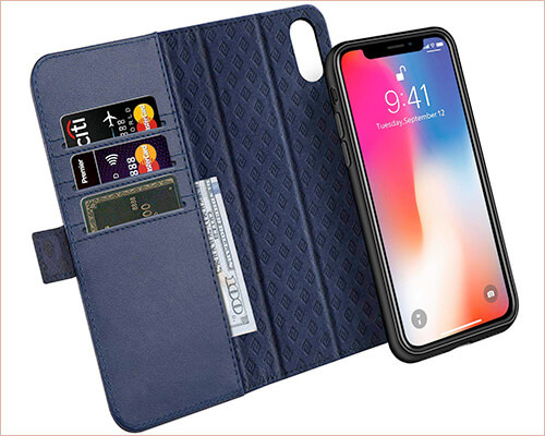 Zover iPhone X-Xs Flip Case