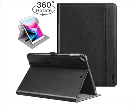 Ztotop iPad 9.7-inch 2018 Leather Case