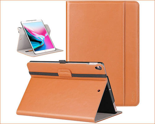 Ztotop iPad Pro 10.5 Inch Leather Case