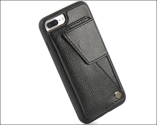 Zvedeng iPhone 8 Plus Leather Case
