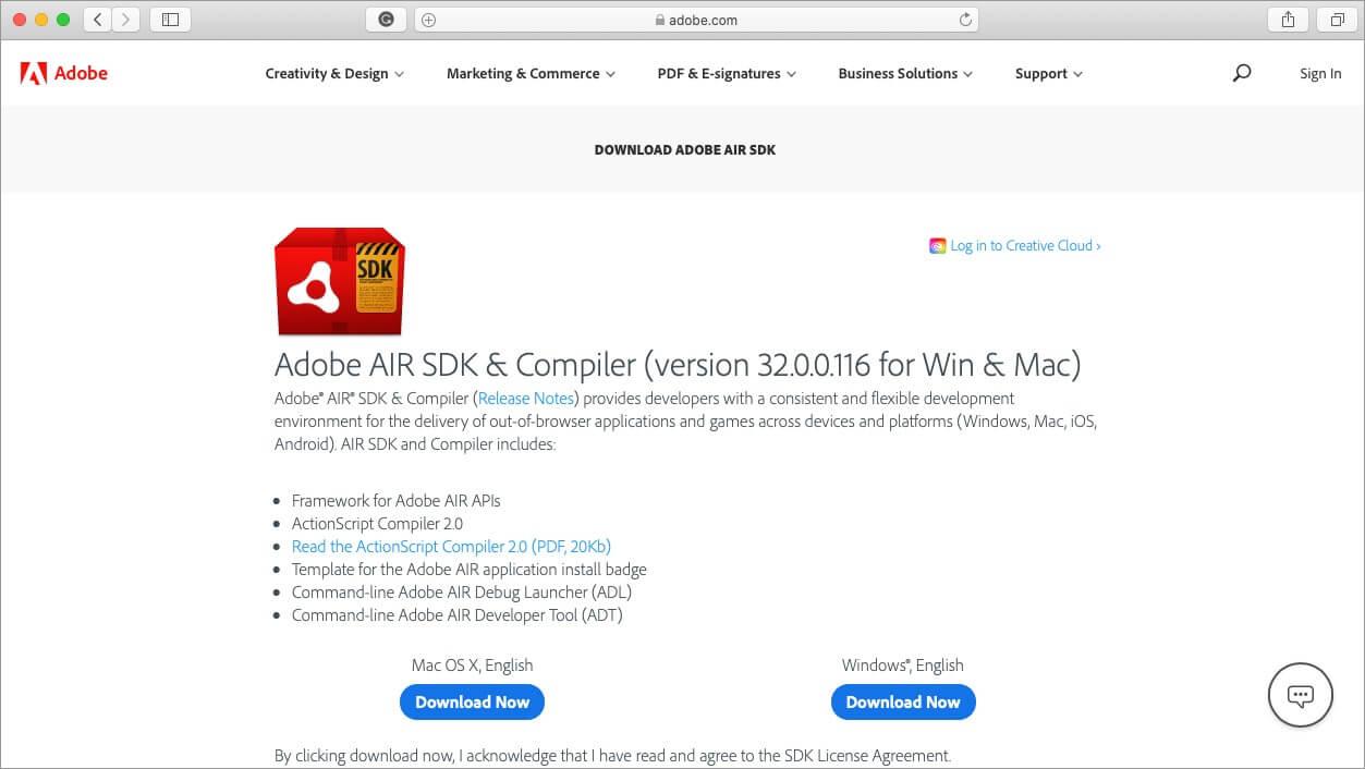 adobe air ios emulator for mac and windows pc