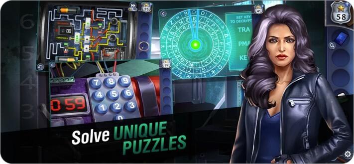 приключения побег тайны iphone и ipad скриншот игры