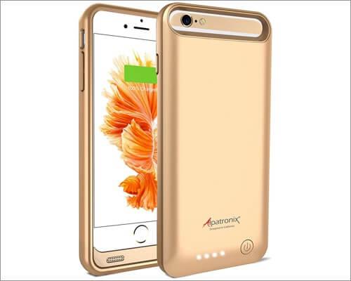 alpatronix battery case for iphone 6s plus