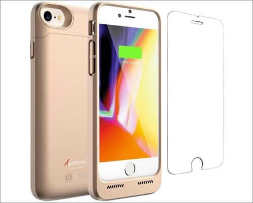 alpatronix slim battery case for iphone se 2020