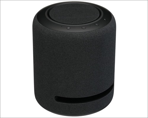 Amazon echo studio smart speaker HomePod alternative