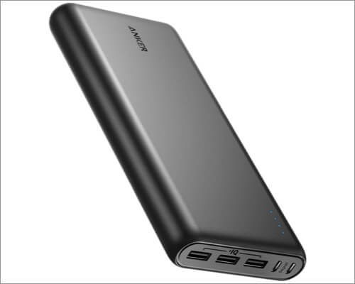 anker 26800mah power bank for iphone xr
