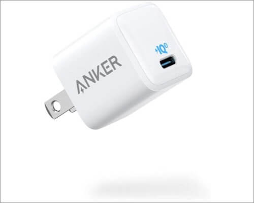Anker Nano USB-C Power Adaptor for iPhone 12 Pro and 12 Pro Max