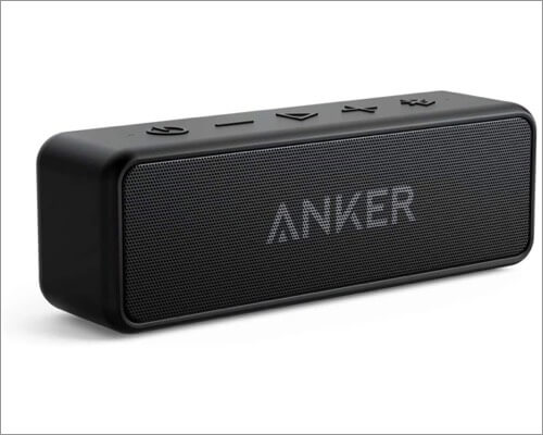 anker soundcore bluetooth speaker for iphone 11, 11 pro, and 11 pro max