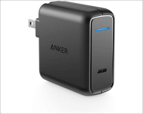 anker usb c 30w wall charger for iphone xr