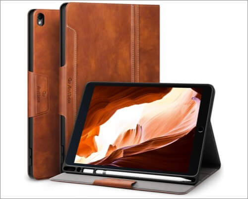 antbox 10.5 ipad pro wallet case