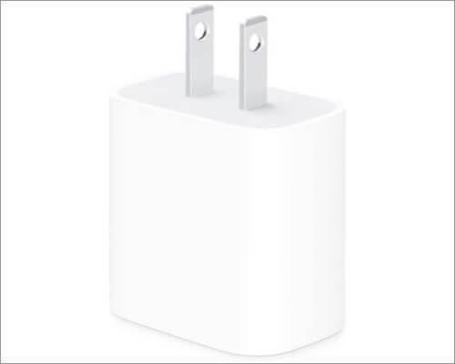 Apple 20W USB-C Power Adaptor