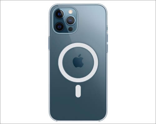 Apple Clear Case with MagSafe for iPhone 12 Pro Max