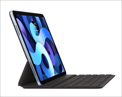 apple folio keyboard case for 10.9 inch ipad air 4th gen