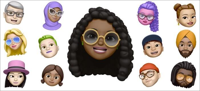 Apple Introduced Memoji with iOS 12.1