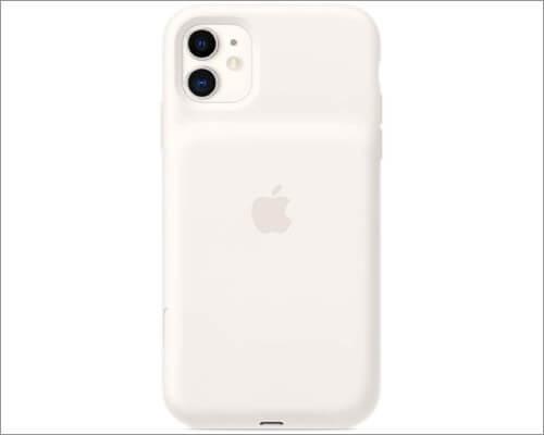 apple iphone 11 smart battery case