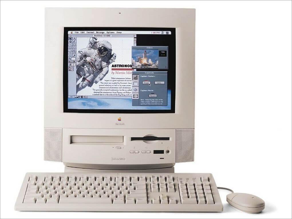 Apple PowerPC Model