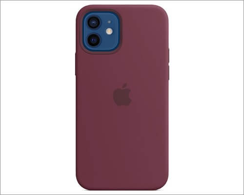Apple Silicone Case for iPhone 12 and 12 Pro