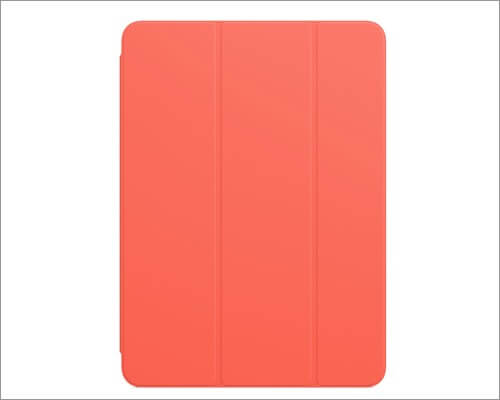 apple smart folio case for 10.9 inch ipad air 4th gen